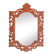 Zingz & Thingz Emily Orange Mirror