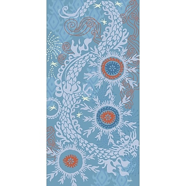 Marmont Hill 'July Dragon' by Evelia Painting Print on Wrapped Canvas; 36'' H x 18'' W