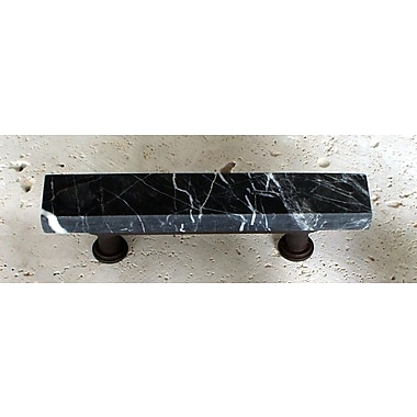 Vine Designs LLC Tuscany 3'' Center Bar Pull; Oil Rubbed Bronze