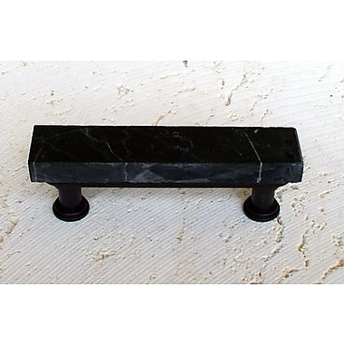Vine Designs LLC Tuscany 3'' Center Bar Pull; Oil Rubbed Bronze