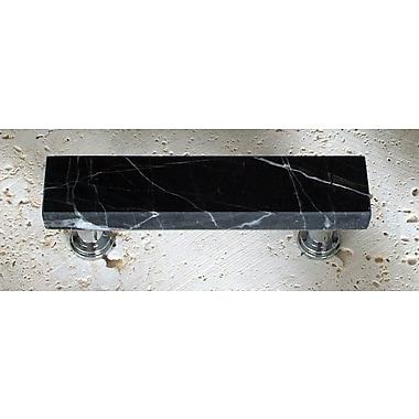 Vine Designs LLC Tuscany 3'' Center Bar Pull; Polished Chrome