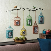 Zingz & Thingz Birdcage Picture Frame