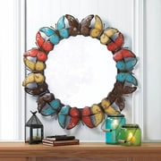 Zingz & Thingz Butterfly Wall Mirror