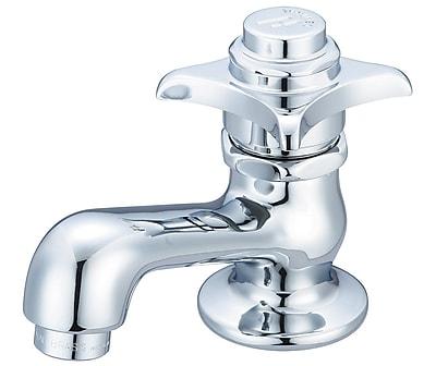 Central Brass Single Hole Bathroom Faucet