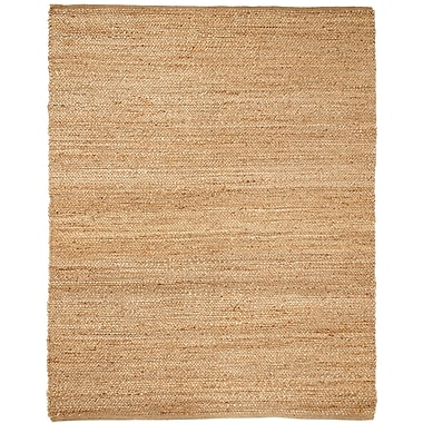 Anji Mountain 4' x 6' Portland Natural Jute Rug (AMB1030-0046)