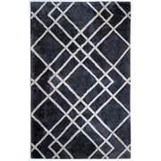 Anji Mountain Astralis Collection 5' x 7' Diamond Dogs, Gray/Ivory Rug ( AMB0613-0057 )