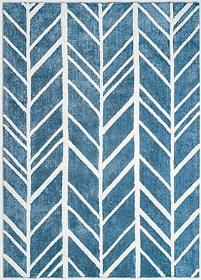 Anji Mountain Astralis Collection 8' x 10' Alder Rug (AMB0614-0810)