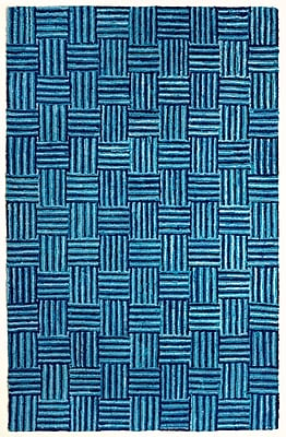 Anji Mountain 8' x 10' Susa Blue Skies Rug (AMB1008-0810)