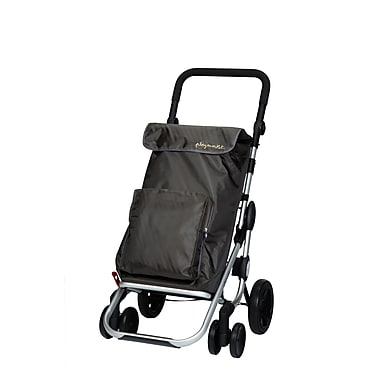 Go Plus Shopping Trolley, Grey