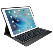 Logitech 920-007824 CREATE Backlit Keyboard Case with Smart Connector for iPad Pro, Black