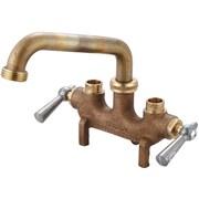 Central Brass Centerset Laundry Faucet