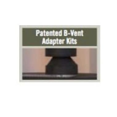 Napoleon Direct Vent Stove B Vent Adaptor Kit