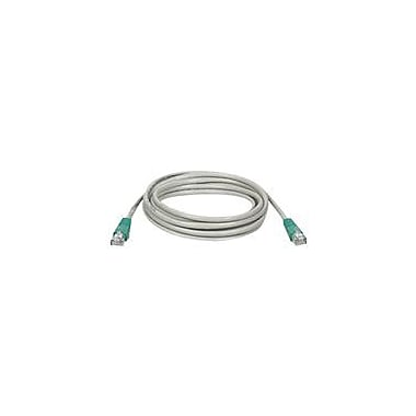 Tripp Lite crossover Cable, 10 ft, gray