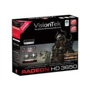 VisionTek® AMD Radeon™ HD 3650 512 MB PCI-Express 2.0 Graphic Card