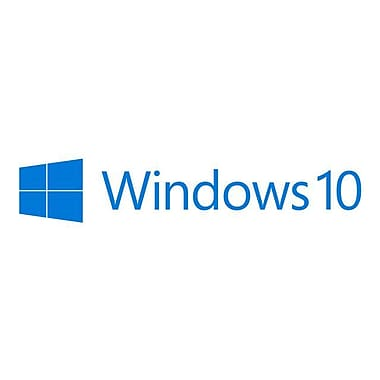 Microsoft® Software License, 1 User, Windows 10 Home 64-bit, DVD-ROM (KW9-00140)