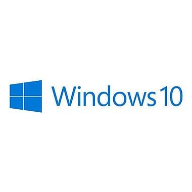 Microsoft® Software License, 1 User, Windows 10 Home 64-bit, DVD-ROM (KW9-00140)