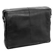 Siamod VERNAZZA, SAN FRANCESCO, Napa Cashmere Leather,Messenger Bag, Black (45355)