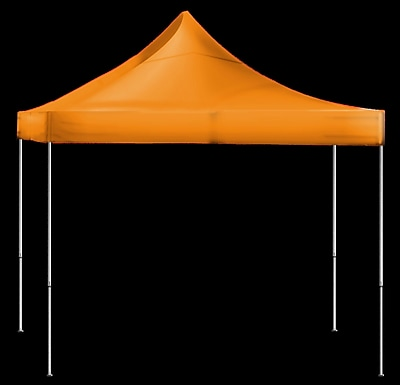 Laguna Canopy 10 Ft. W x 10 Ft. D Canopy; Orange WYF078277549915