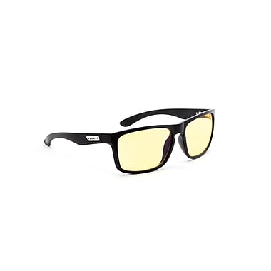 Gunnar Computer Eyewear – Lunettes anti fatigue Intercept, onyx/ambré