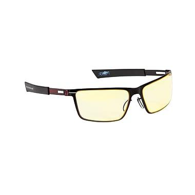 Gunnar Computer Eyewear – Lunettes anti fatigue Heroes of the Storm Strike Fire, pour le jeu, ambré