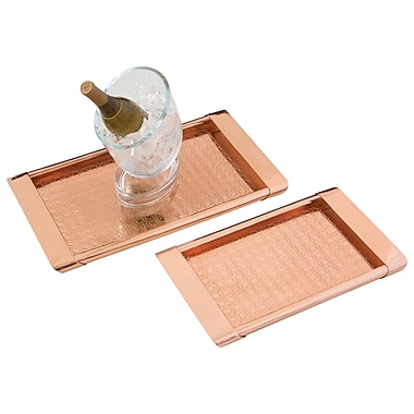Global Views Palladian Accent and Serving Tray; Small