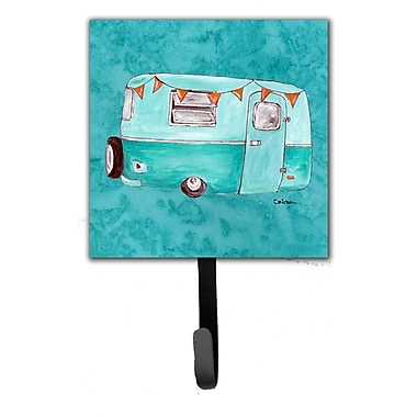 Caroline's Treasures Welcome To The Trailer Leash Holder and Wall Hook