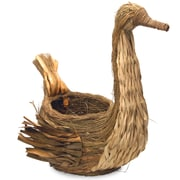 National Tree Co. Goose Basket