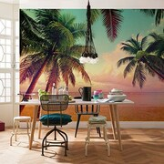 Brewster Home Fashions Komar Miami Wall Mural