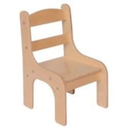 Steffy Wood Classroom Chair; 10''