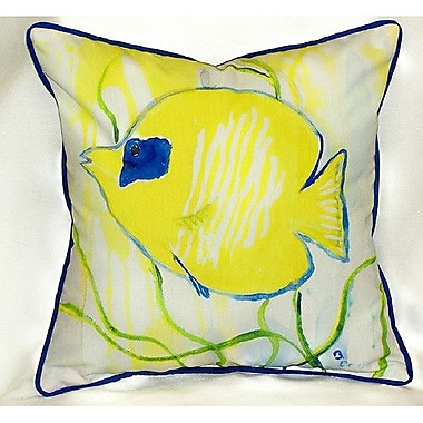 Betsy Drake Interiors Tang Indoor/Outdoor Throw Pillow