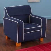 KidKraft Laguna Kids Club Chair; Navy