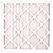 "Brighton Professional™ MERV 11 24"" x 30"" x 1""/23.5"" x 29.5"" Pleated Air Filter, 4/Pack (FA24X30_4)"