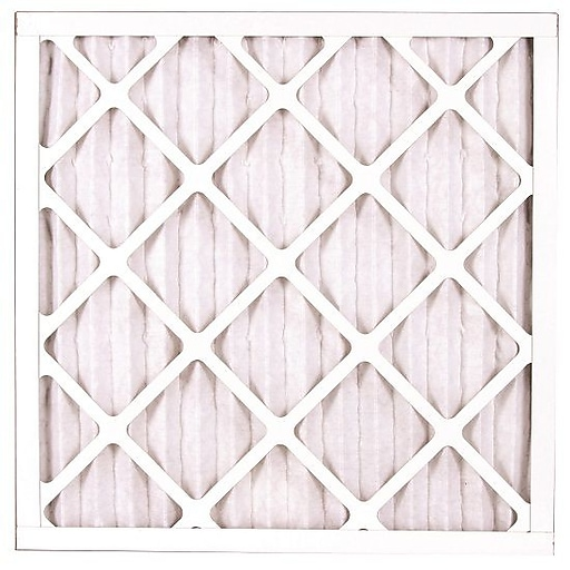 "Brighton Professional™ MERV 13 16.38"" x 21.5"" x 1"" Pleated Air Filter, 4/Pack (FD16.38X21.5A_4)"