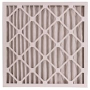 "Brighton Professional™ MERV 11 20"" x 25"" x 2""/19.5"" x 24.5"" x 1.75"" Pleated Air Filter, 6/Pack (FA20X25X2_6)"