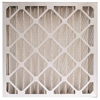 """""Brighton Professional MERV 11 24"""""""" x 24"""""""" x 4""""""""/23.38"""""""" x 23.38"""""""" x 3.75"""""""" Pleated Air Filter, 3/Pack (FA24X24X4N_3)"""""" 2084548"
