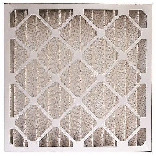 "Brighton Professional™ MERV 11 16"" x 20"" x 4""/15.5"" x 19.5"" x 3.75"" Pleated Air Filter, 3/Pack (FA16X20X4_3)"