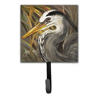 Caroline's Treasures Heron Leash Holder and Wall Hook