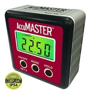 Calculated Industries® – Instrument de mesure d'angles numérique 2-en-1 AccuMASTER™ 7434