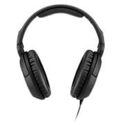 Sennheiser HD 461i Stereo Over-the-Head Headphones with Mic, Black/Silver