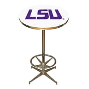 Imperial NCAA Pub Table; LSU
