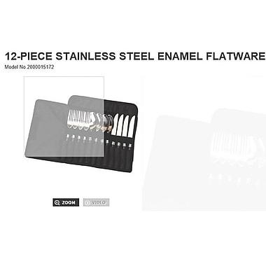 Coleman 12 Piece Flatware Set