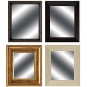Propac Images 4 Piece Assortment Mirror Set