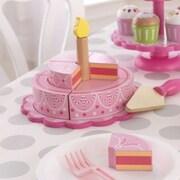 KidKraft Tiered Celebration Cake; Pink