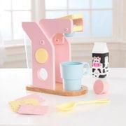 KidKraft Coffee Set; Pastel