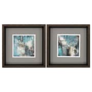 Propac Images Autumn 2 Piece Framed Painting Print Set