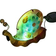 SunTime Outdoor Living Snail w/ Color Changing LED