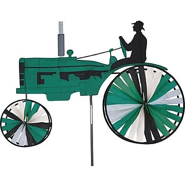 Premier Designs Tractor Spinner; Green