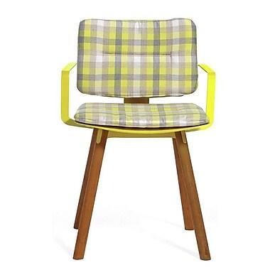 OASIQ CoCo Outdoor Dining Chair Cushion