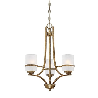Millennium Lighting Benton 3-Light Pendant