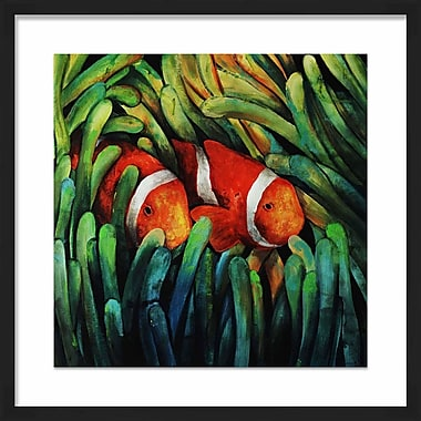 PTM Images 'Sea Life' Framed Painting Print